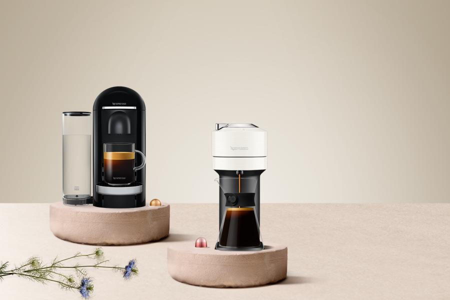 Nespresso Vertuo- kaffemaskin