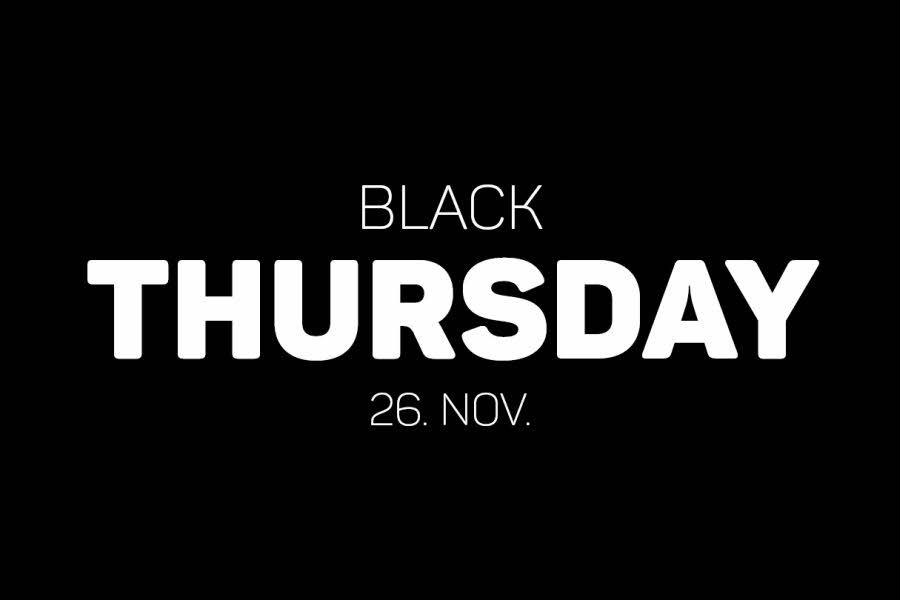 Black Thursday 23 november