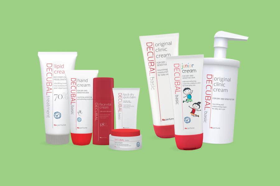 Kremer for tørr og sensitiv hud