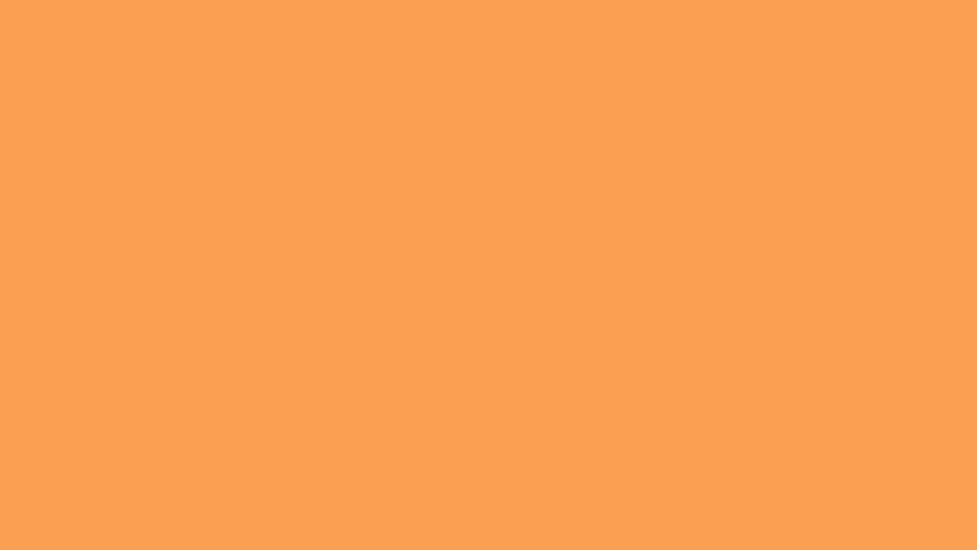 oransje bakgrunnsfarge