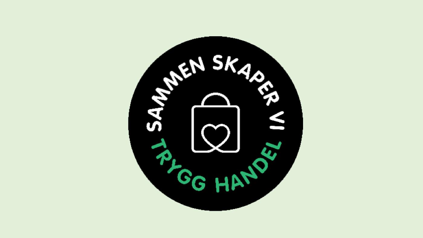 logo - sammen skaper vi trygg handel