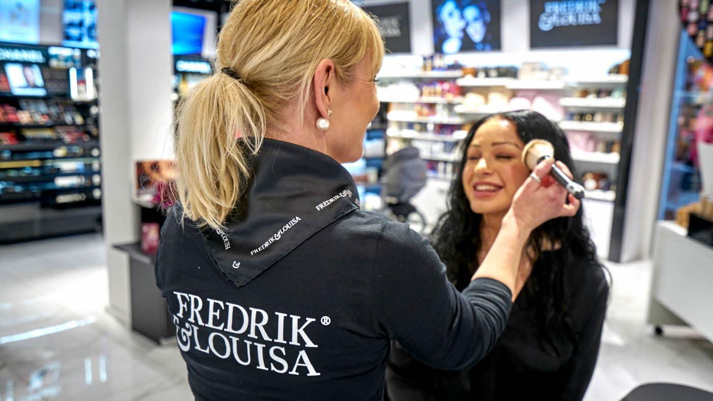 Butikker Fredrik & Louisa