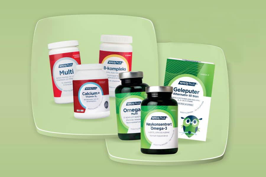 Vitaminer og Nycoplus