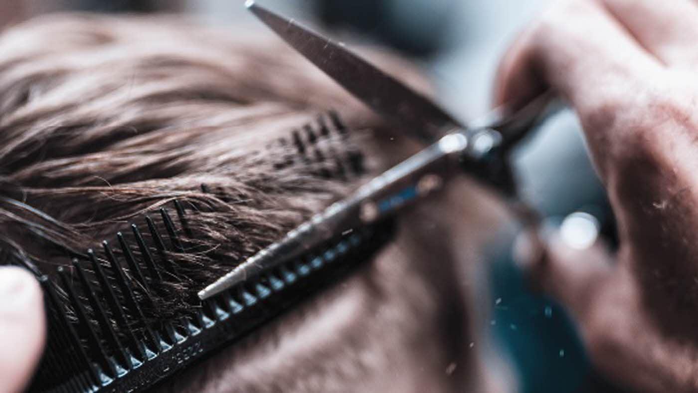m room herre frisør