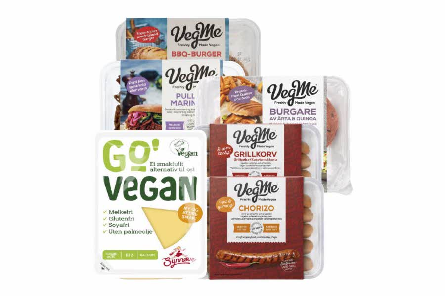 Produkter fra go'vegan