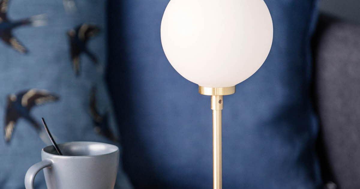 50% på utvalgte lamper | Sartor Storsenter