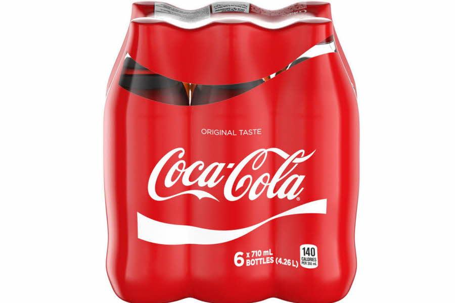 coca cola 6 pk